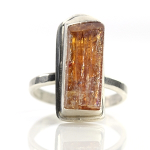 After: Imperial Topaz Crystal Ring