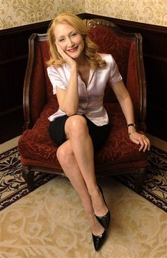 Stunning & Talented Redhead Patricia Clarkson (she's from New Orleans!)
