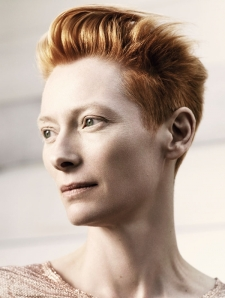 Breathtaking & Talented Redhead Tilda Swinton