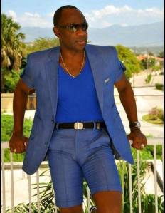 Haiti's Forer Chief of Police