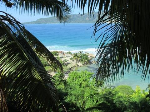 Coastline At Jacmel
