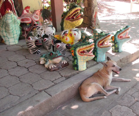 Crafts in Jacmel