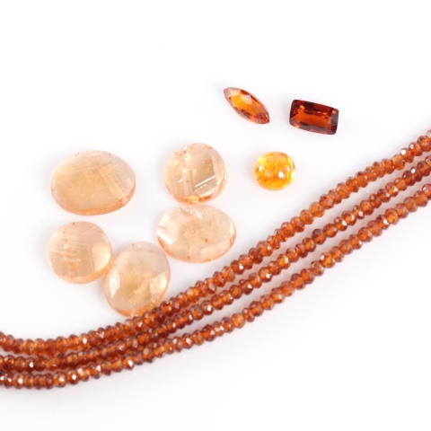 Orange You Glad Garnets