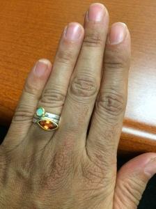 Birthstone Rings 4Parth