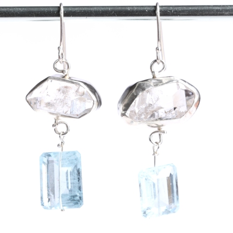 Herkimer_Aquamarine_Earrings 2016