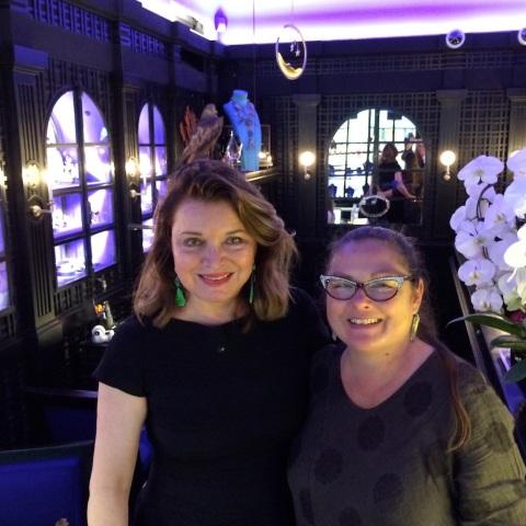 LydiaCourteille&Lydia2016