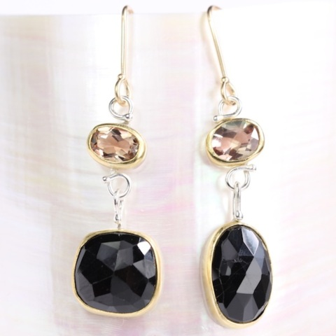 Black_Spinel_Sunstone_Earrings 1-2016