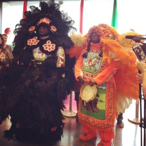 Mardi Gras Indians Rouses St Josephs day 2018